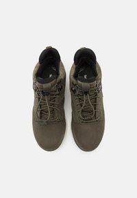 Timberland - KILLINGTON - Šněrovací kotníkové boty - dark green - 3