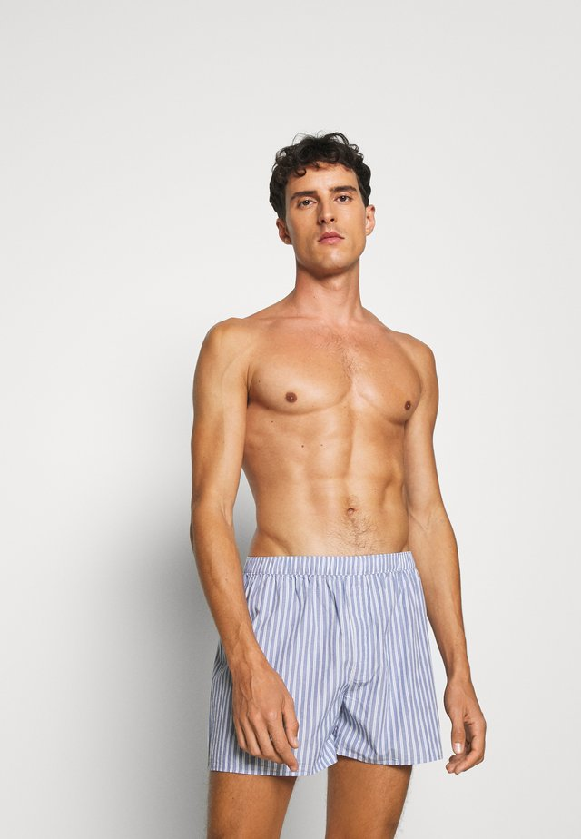 BOXER SHORTS - Boxershort - blue medium dusty