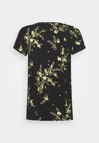 Ted Baker - IRENNEE - Print T-shirt - black - 6