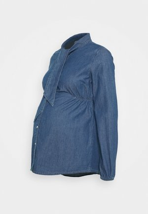MLDEMI LIA - Camicia - blue denim wash