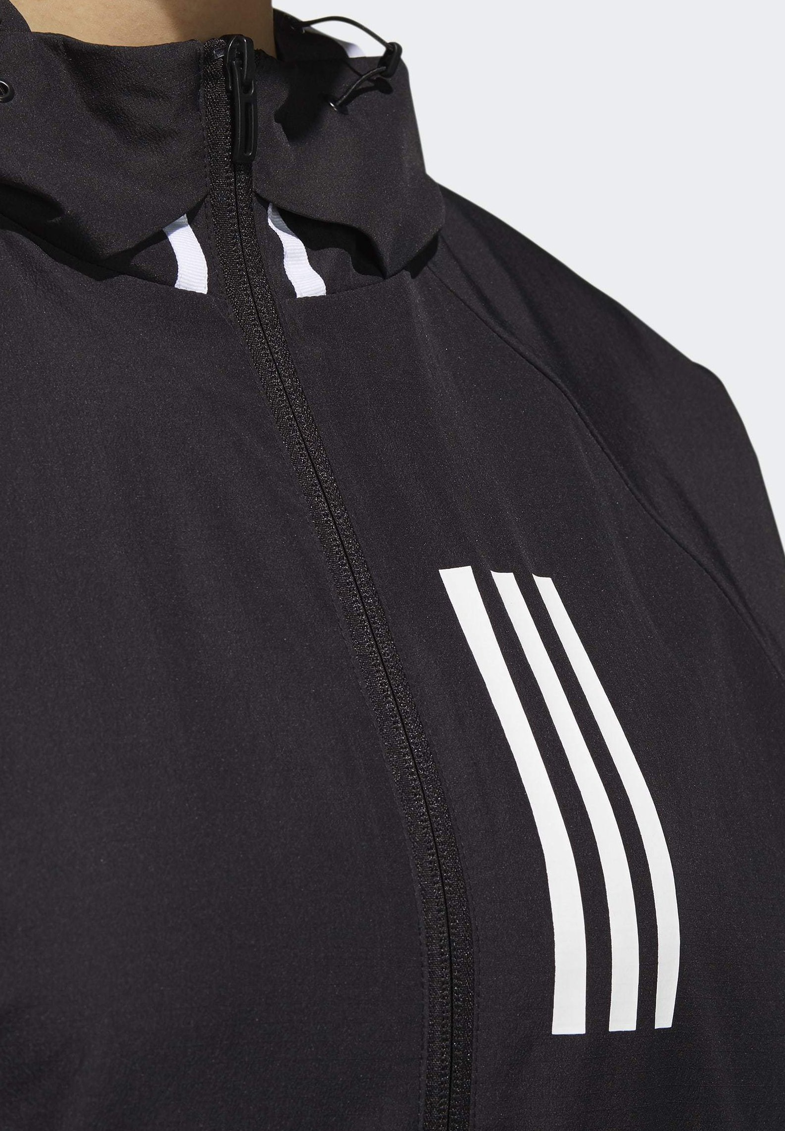 ADIDAS W.N.D. JACKET Trainingsjacke black