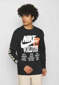 Nike Sportswear - Långärmad tröja - black - 0