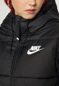 Nike Sportswear - CLASSIC TAPE - Light jacket - black/white - 8