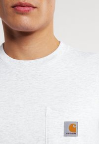Carhartt WIP - Basic T-shirt - ash heather - 3