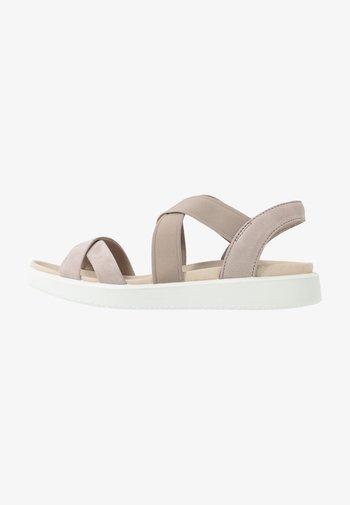 ECCO FLOWT W - Sandals - grey