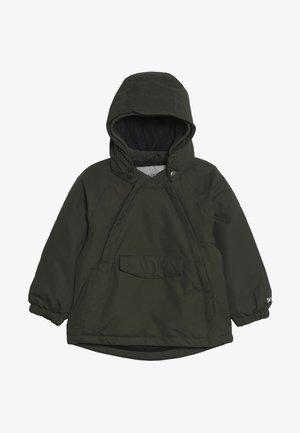 JACKET SASCHA BABY - Winter jacket - army leaf