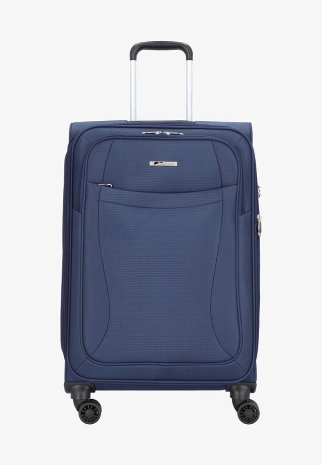 IPAK CLASSIC  - Wheeled suitcase - dark blue