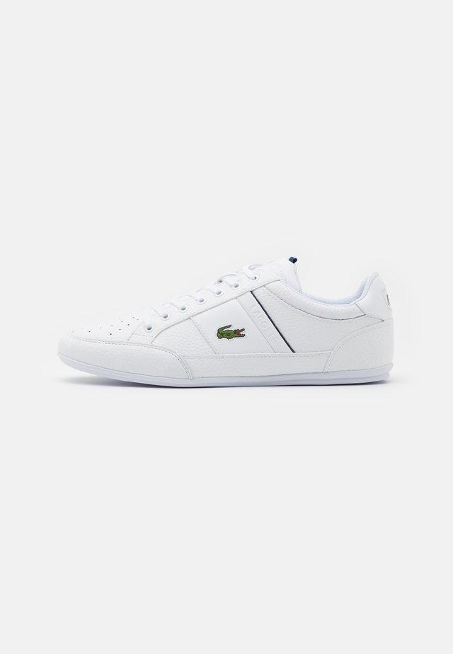 CHAYMON - Zapatillas - white/navy