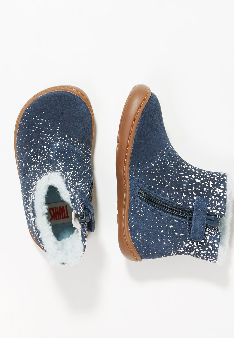 Camper - TWINS - Baby shoes - navy
