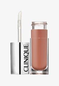 POP SPLASH LIP GLOSS + HYDRATION - Lip gloss - caramel pop