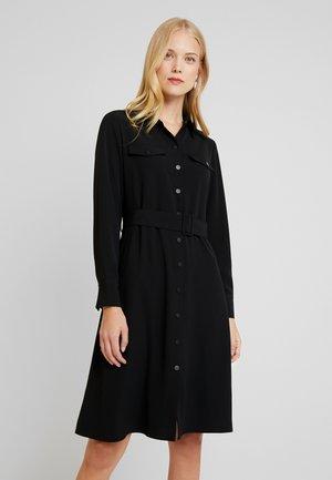 QAZYM - Shirt dress - black