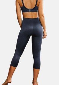 Anita - 3/4 sports trousers - blue iris - 1