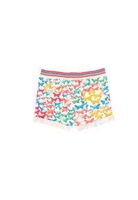 Boboli - Shorts - white/red - 1