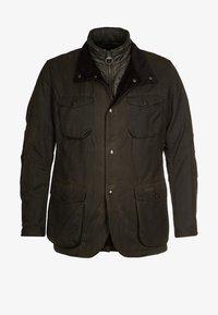 Barbour - OGSTON - Short coat - olive - 4