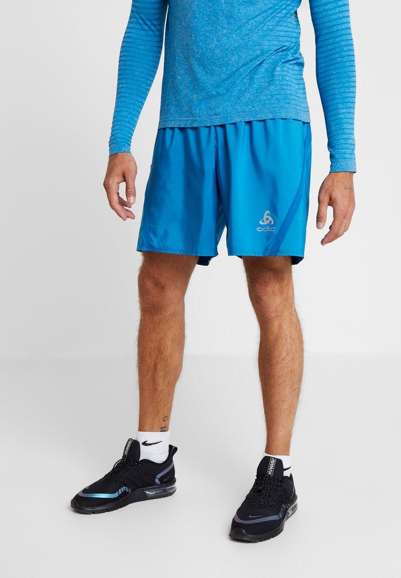 ODLO - SHORTS CORE LIGHT - Sportovní kraťasy - mykonos blue