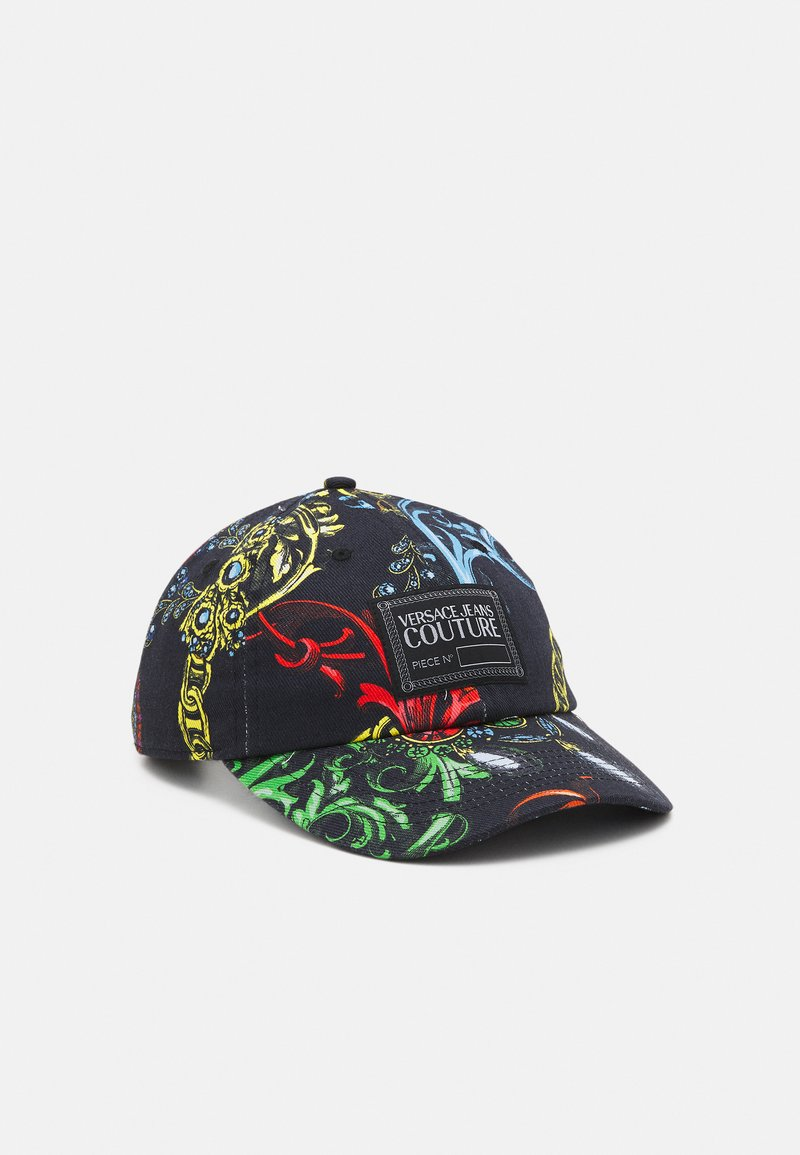 Versace Jeans Couture - BASEBALL WITH CENTRAL SEWING UNISEX - Cap - nero