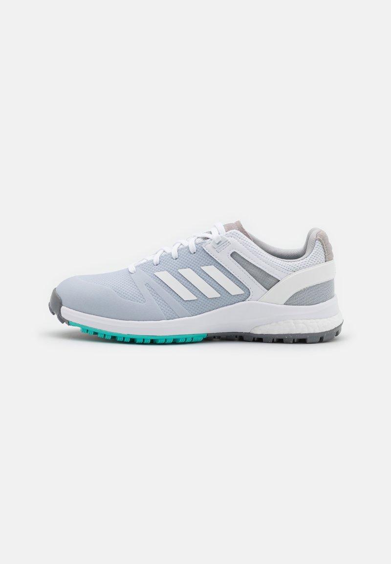 adidas Golf - EQT SPKL - Golf shoes - footwear white/acid mint