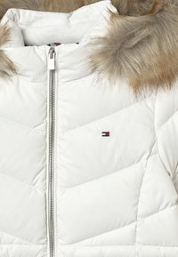 Tommy Hilfiger - ALANA LONG - Down coat - white - 3
