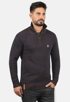 TROYER NATHEN - Jumper - navy