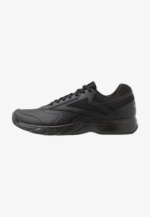 WORK N CUSHION 4.0 - Walkingschuh - black/cold grey