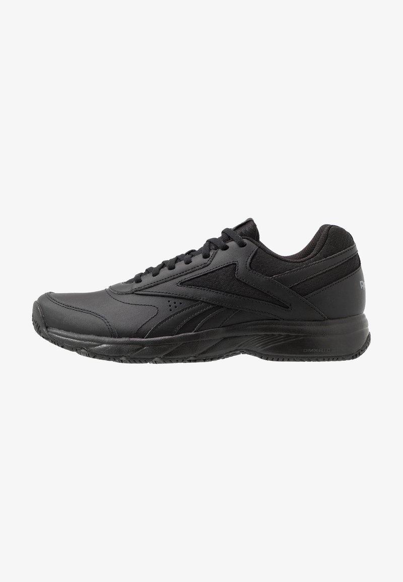 Reebok - WORK N CUSHION 4.0 - Zapatillas para caminar - black/cold grey