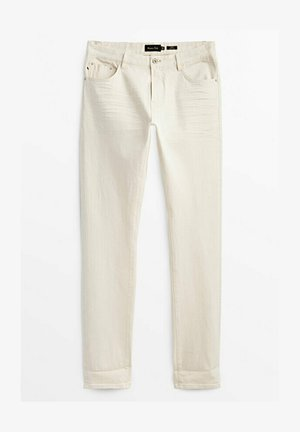 SELVEDGE LIMITED EDITION  - Slim fit jeans - beige