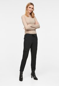 comma - Long sleeved top - champagner - 1