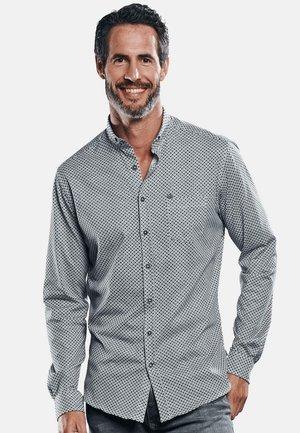 LANGARM - Shirt - blau