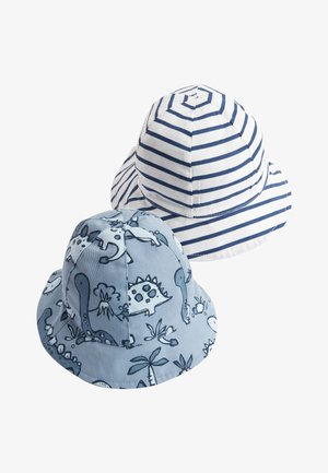 REVERSIBLE - Hat - blue, white