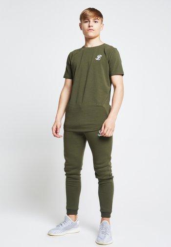 LONDON  - Basic T-shirt - khaki