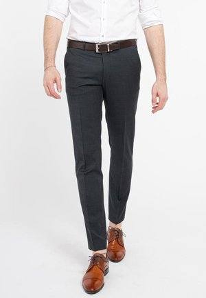DIJAM - Trousers - anthrazit