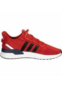 adidas Originals - U_PATH RUN SHOES - Trainers - red/black - 6