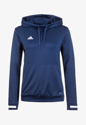 TEAM 19  - Hoodie - navy blue / white