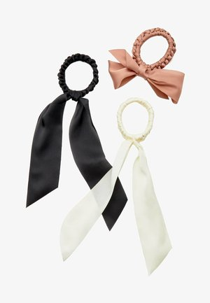 3 PACK - Hair styling accessory - white