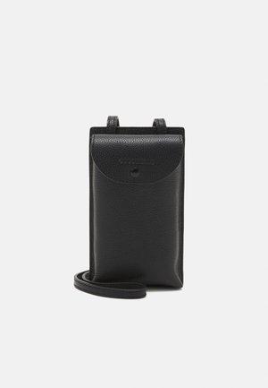 PORTA TELEPHONO - Across body bag - noir