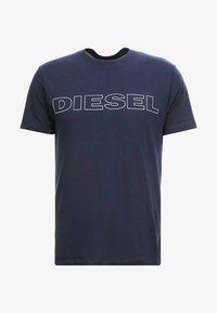 Diesel - UMLT-JAKE - T-shirt con stampa - dark blue - 3