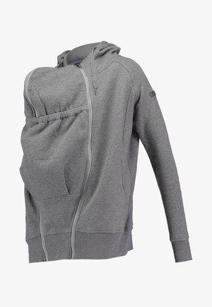 CONNOR - Bluza rozpinana - greymarl