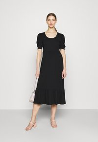 ONLY - ONLMAY LIFE PUFF DRESS - Maxi dress - black - 1