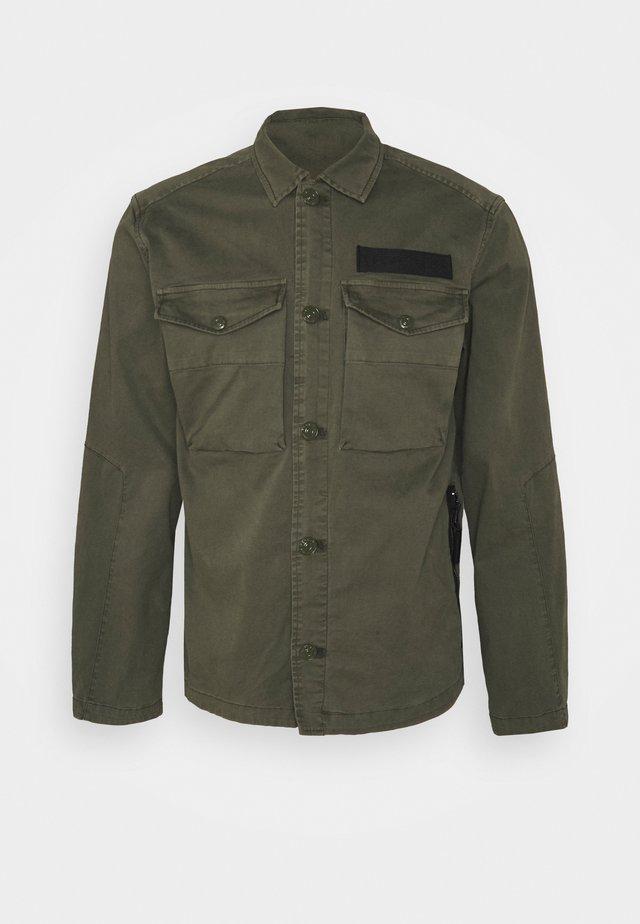 JACKET - Summer jacket - dark military