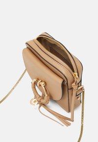 See by Chloé - JOAN Joan camera bag - Across body bag - coconut brown - 4