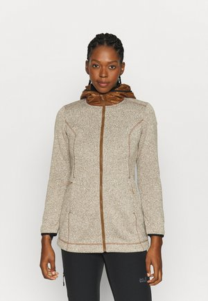ARENDSEE - Fleece jacket - hazel