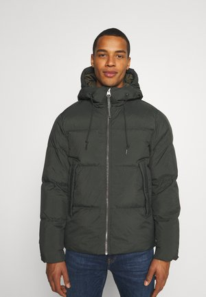 JACKET - Down jacket - green dark