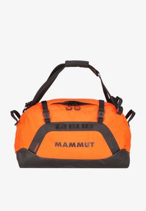 CARGON  - Sports bag - safety orange-black