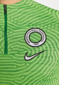 Nike Performance - NIGERIA DRY TOP - National team wear - pine green/black/white - 6