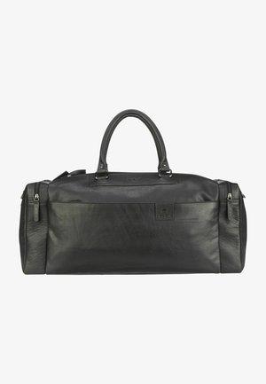 HYDE PARK  - Weekend bag - black