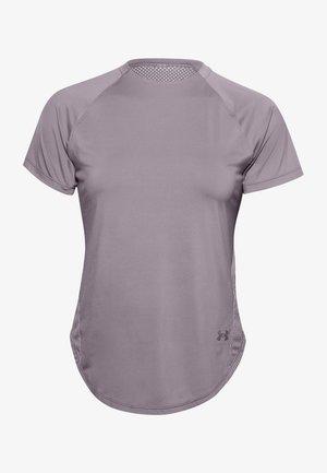 Basic T-shirt - slate purple