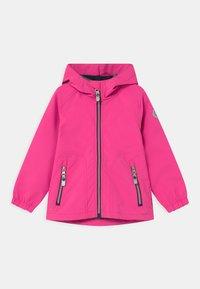 Killtec - JOYLILY UNISEX - Waterproof jacket - neon pink - 0