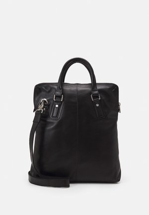 LEADER TOTE - Salkku - black