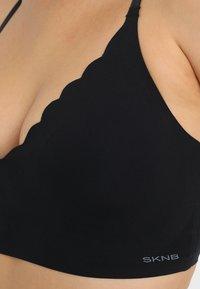 Skiny - DAMEN BUSTIER HERAUSNEHMBARE PADS - Bustino - black - 4