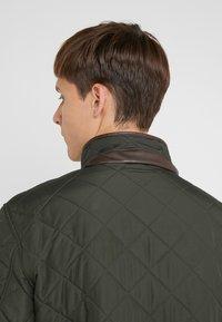 Barbour - POWELL - Light jacket - sage - 5